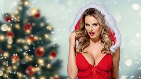 Celebra esta época del año con lencería navideña
